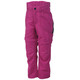 Color Kids Tiggo Zip Off Pants Girls Fuchsia Red